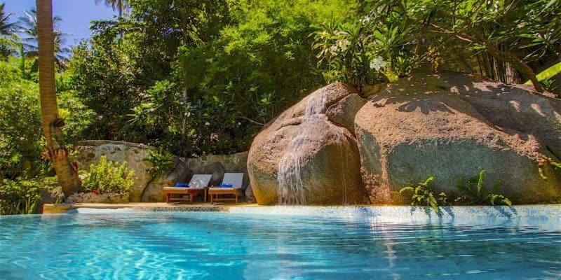 The Bougainvillea Villa Photos 2 - Koh Tao Villas