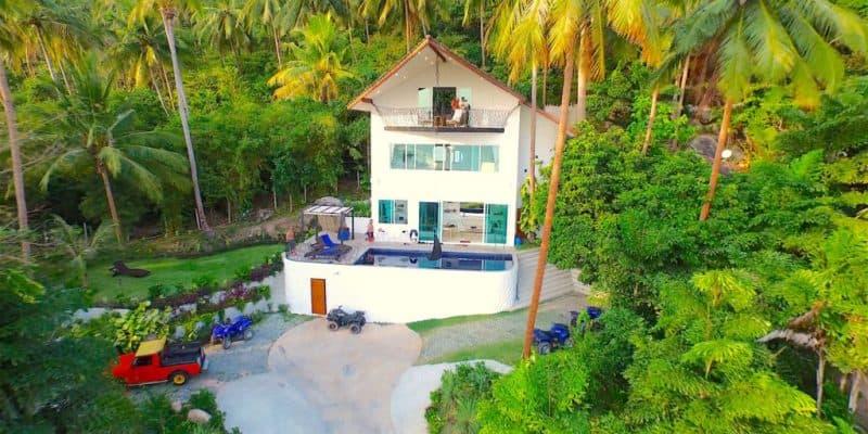 The Gardenia Villa Photos 16 - Luxury Koh Tao Villa