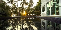 Gardenia Villa Rental near Sairee Beach Koh Tao Thailand