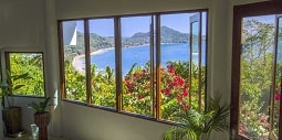 Lower Villa Rental near Sairee Beach Koh Tao Thailand