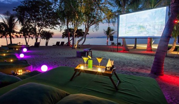 koh tao movie theater