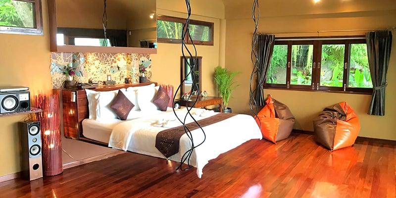 Upper Villa Bedroom